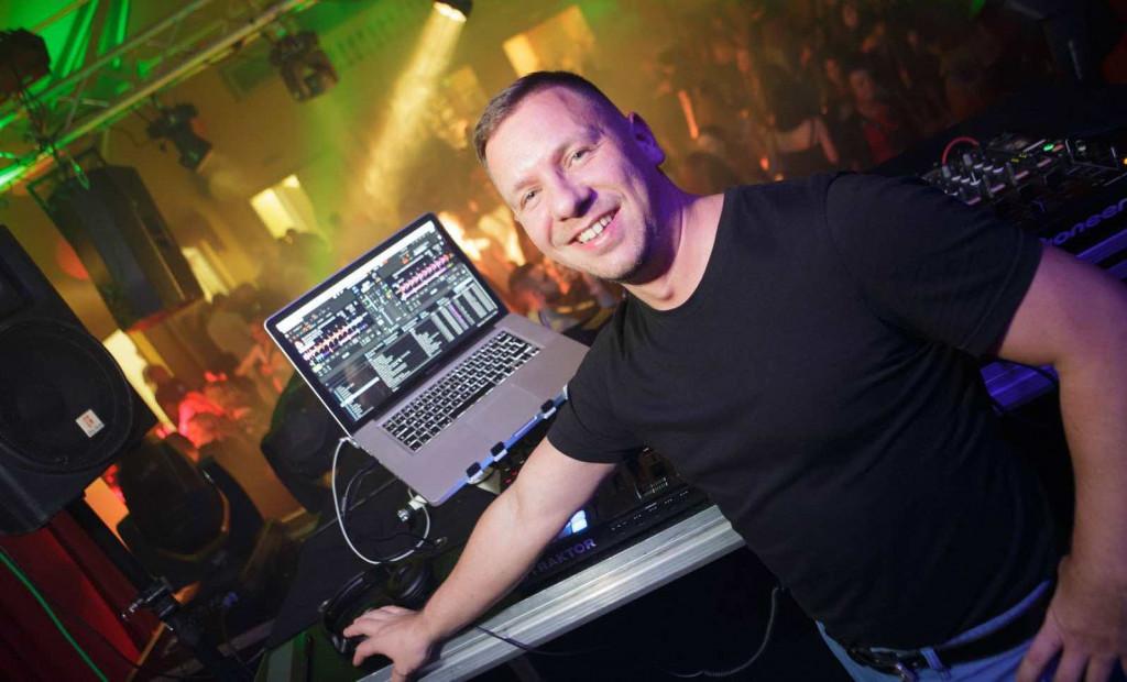 DJ Sepp - Eure DJ aus Erfurt für Hochzeit und Party in Thüringen