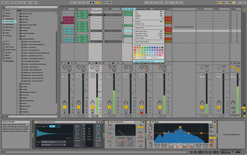 Making of DJ Sepp Megamix